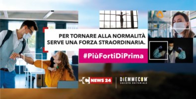 Più forti di prima, ecco la Calabria che si rialza: la nuova campagna LaC